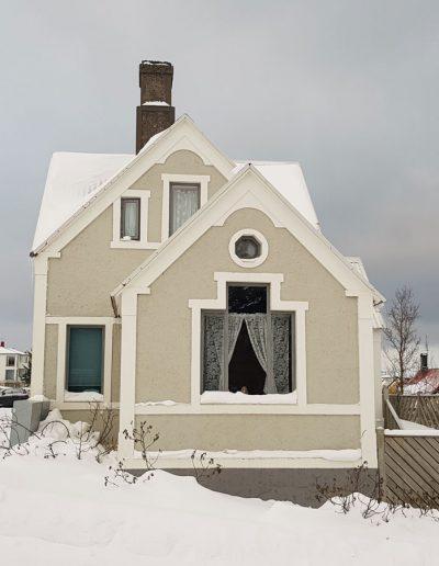 Sóltún að vetri