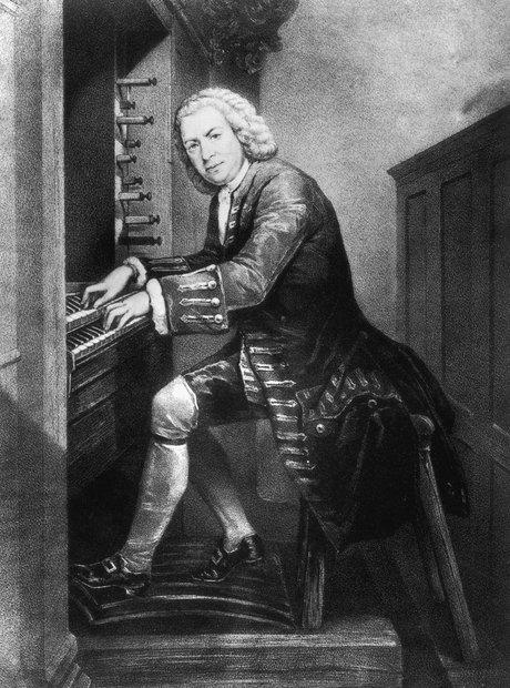 """Chopin og Bach """"í mesta bróðerni"""""""