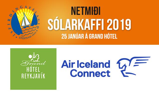 Miðasala á Sólarkaffi 2019 er hafin